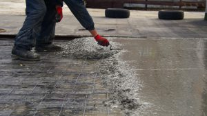 Installing concrete additions in Tampa, Florida